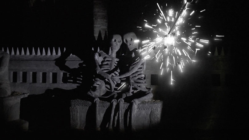 Apichatpong Weerasethakul, 'Fireworks (Archives)' (2014), film still. Image courtesy NTU Centre for Contemporary Art, Singapore.