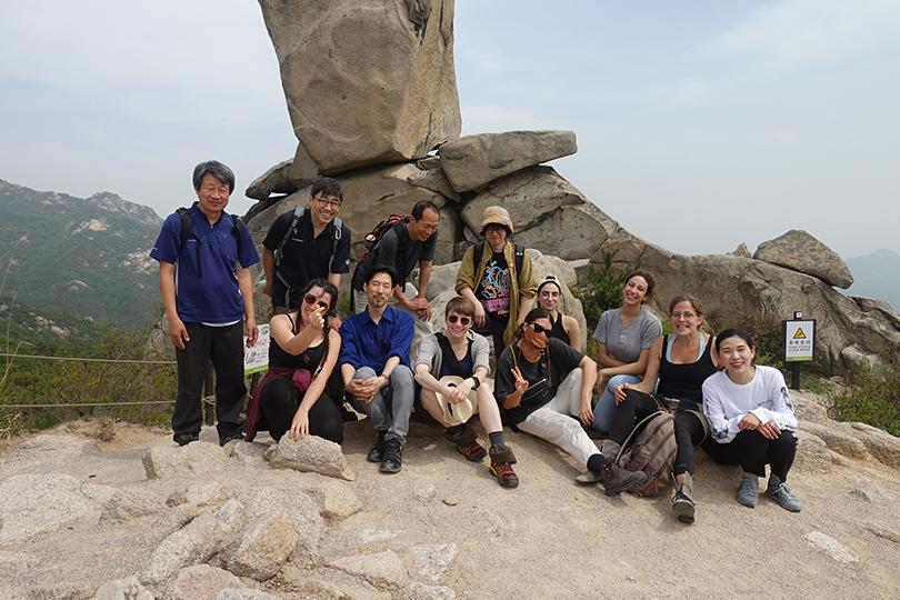 Korean Cultural Experience Program (Bukhansan Mountain Hiking and Korean Cultural Heritage Exploration) ⓒNanji Residency