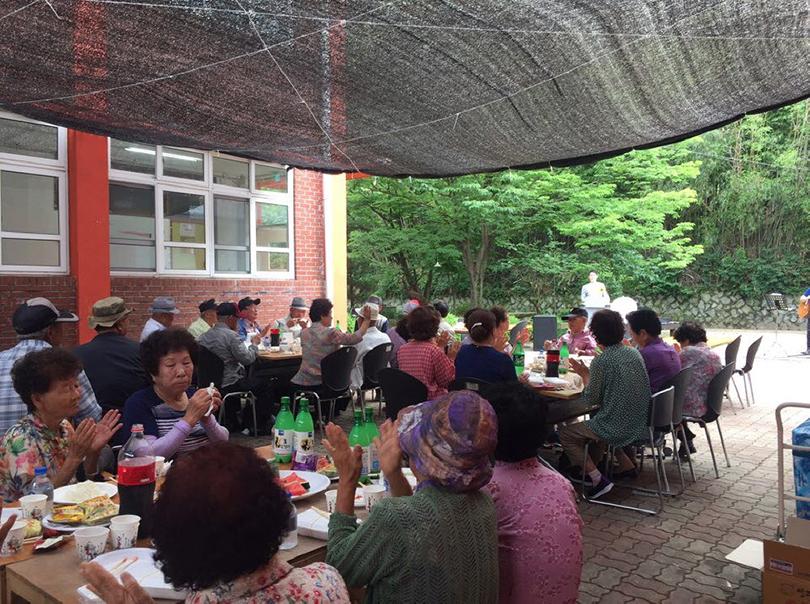 Samsan-ri Day of Cultural Sharing ⓒGachang Art Studio