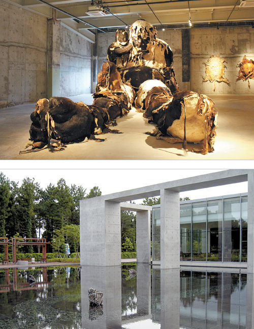 From top: Arario Museums, Jeju Museum of Art