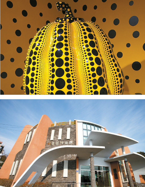From top: Bonte Museum, Lee Joong Seop Gallery