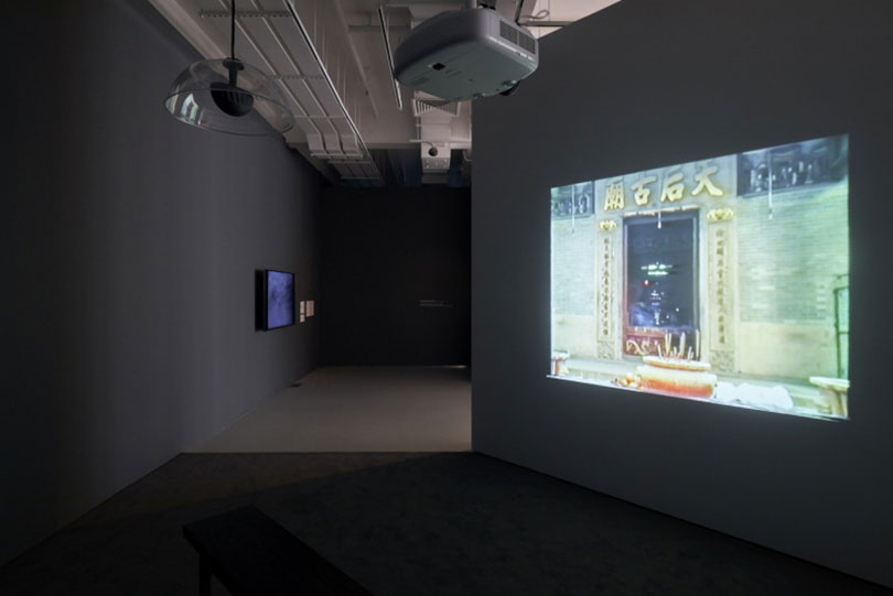 'Five Artists: Sites Encountered', installation view at the M+ Pavilion, 2019. Courtesy of M+, Hong Kong