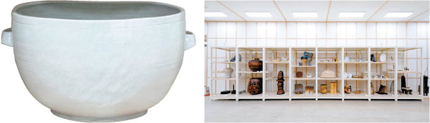 MMCA Cheongju has opened up their craftwork storage space in tandem with the 2019 Cheongju Craft Biennale, which opened on Tuesday.[MMCA]