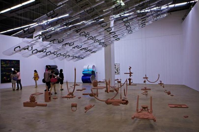 Michael Joo_ Indivisible_ 2012_ Gwangju Biennale