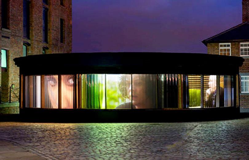 Doug Aitken_Sky Arts Ignition: Doug Aitken-The Source 2012_Outdoor Installation, Tate Liverpool