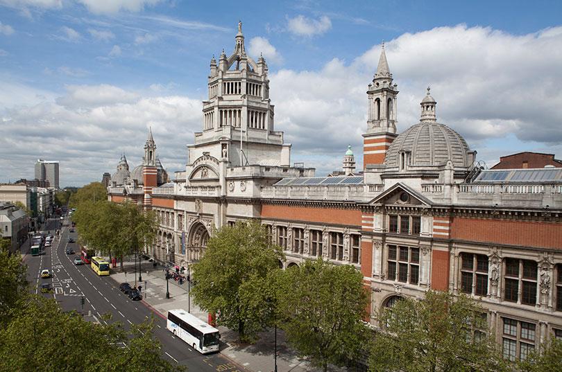Victoria and Albert Museum, London ©Victoria and Albert Museum