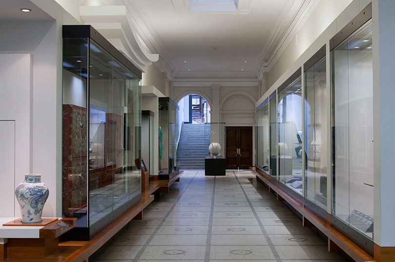 Korean Gallery at the Victoria and Albert Museum ©Victoria and Albert Museum