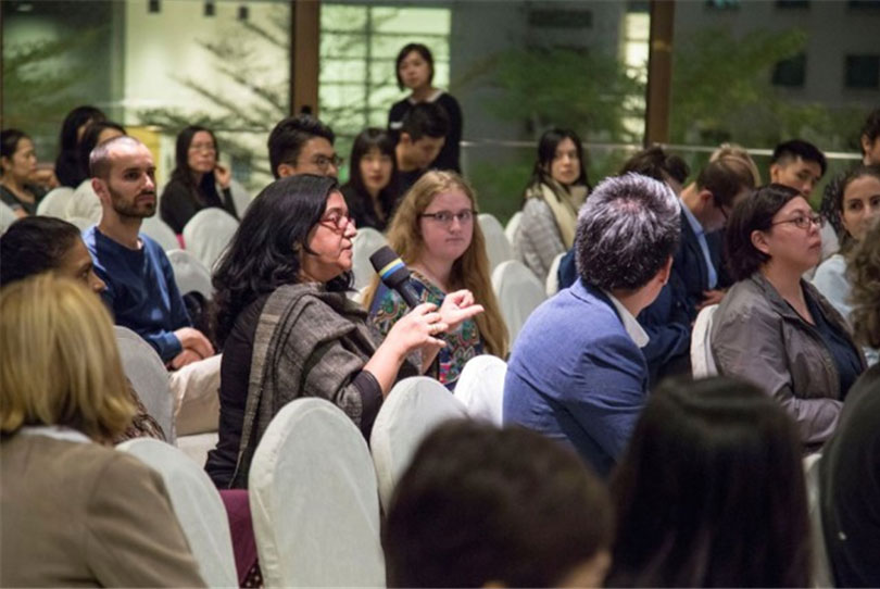 M+ Matters – REORIENT: Conversations on South and Southeast Asia, 30 November – 2 December 2017. Image courtesy the WKCDA.