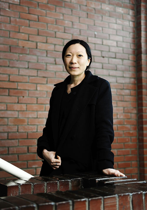 Artist Jane Jin Kaisen. Photoⓒ Kim Heunggyu