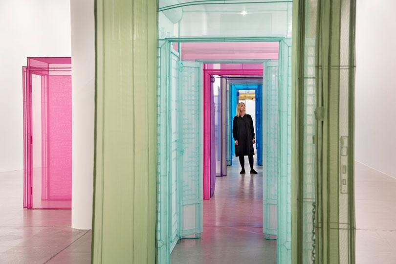 Exhibition Installation view, ⒸArtist ⒸARoS Aarhus Kunstmuseum PhotoⒸMaja Theodoraki