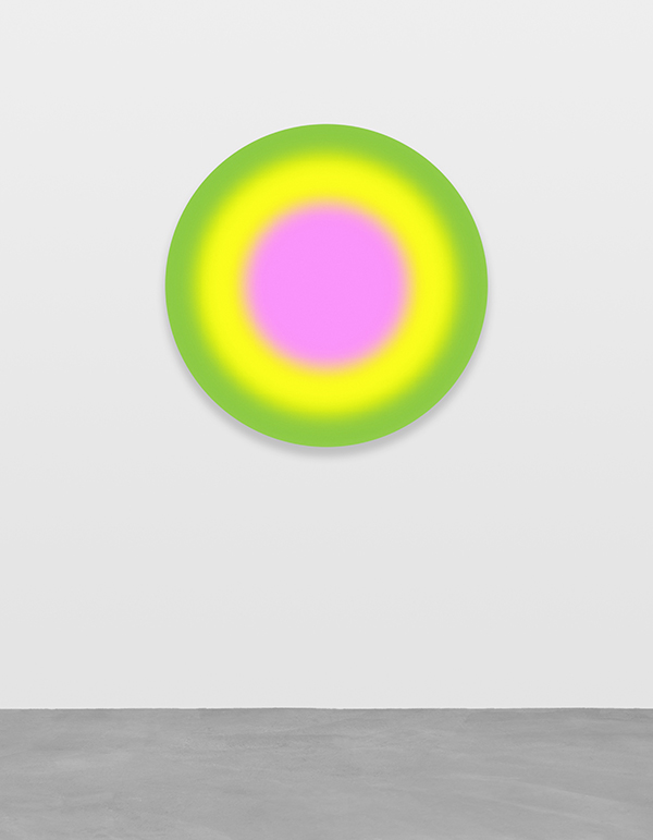 Ugo Rondinone, 〈siebenundzwanzigsteroktoberzweitausendundsiebzehn〉, 2017. ⓒthe artist and the gallery