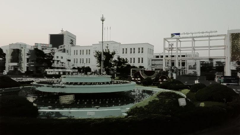 안정주, 〈스모크〉, 2018.