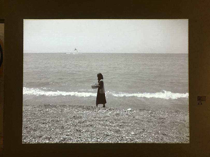 김순기, 〈일기〉, 1971-1973. 단채널 비디오(4:3), 13분 33초. ⓒ장서윤.