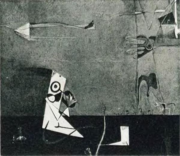〈어디로 가?〉 1955년 제40회 〈이과전〉 출품작 사진제공 박순홍
