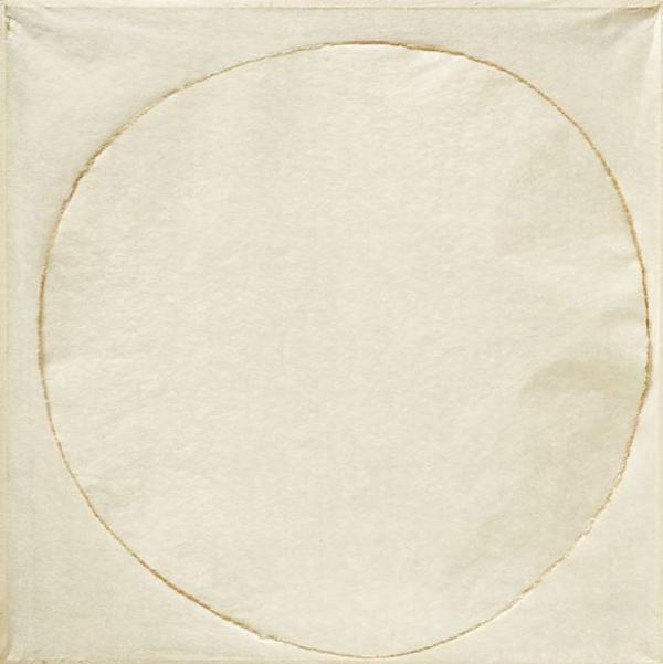 〈무제〉 종이 85×85cm 1969 국립현대미술관 소장. 사진제공 월간미술